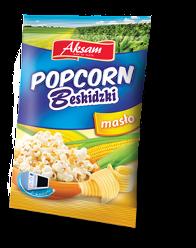Aksam Popcorn Beskidzki maslany